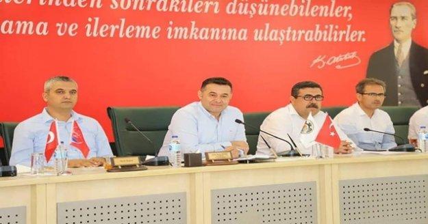 Alanya Belediyesi'nin stratejik planında % 90'lık başarı