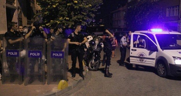 Alanya'da 20 adrese eş zamanlı operasyon: 11 gözaltı