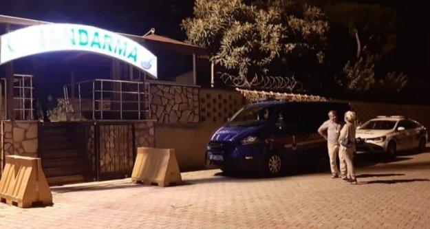 Alanya'da polise mukavemet denetimi iptal ettirdi