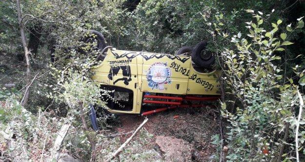 Alanya'daki safari kazasında ölü sayısı 2'ye çıktı