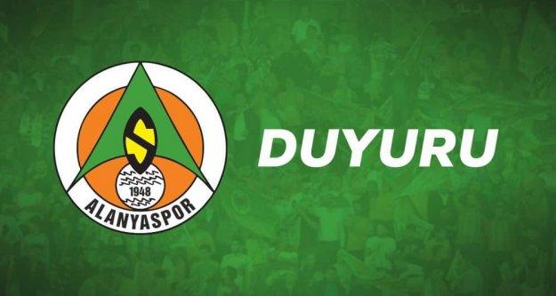 Alanyaspor'dan Fenerbahçe maçıyla ilgili taraftarlara uyarı