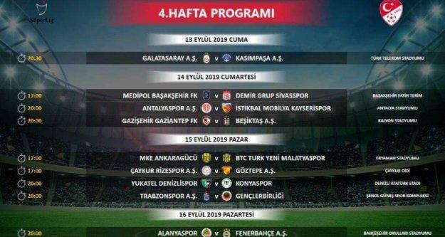 Alanyaspor Fenerbahçe maçının günü belli oldu