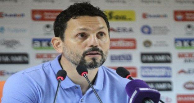 Erol Bulut'un Fenerbahçe maçı değerlendirmesi