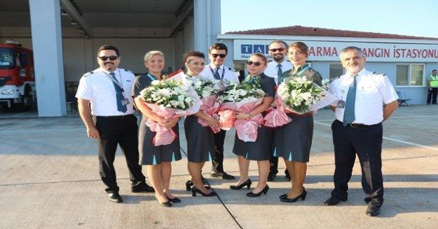 Gazipaşa Alanya Havalimanı 13 ülkeye bağlandı