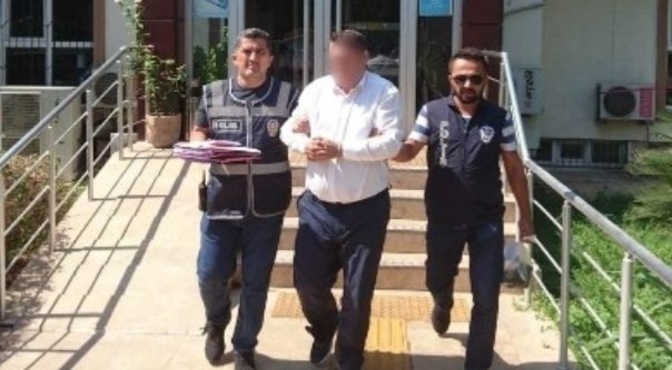 Hasta gibi davranarak, hastaları soyan şoför tutuklandı