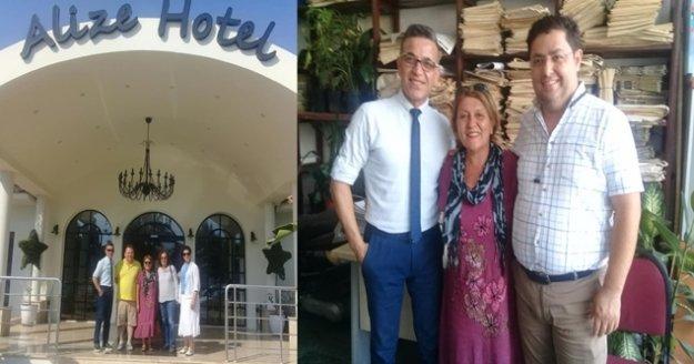 Housekeepıng camiası Fethiye'de buluşmaya hazırlanıyor