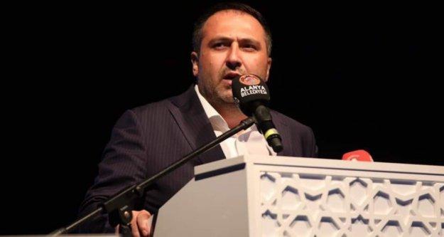 MHP'de il başkanı depremi