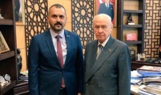 MHP'de istifanın ardından jet atama