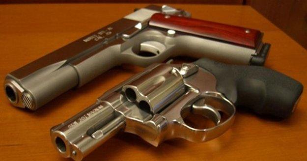 Ruhsat olmadan silah tamir yeri açılmayacak