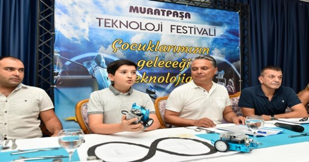 Teknoloji Festivali başlıyor