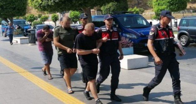 Turistlere kredi kartı dolandırıcılığına 2 tutuklama