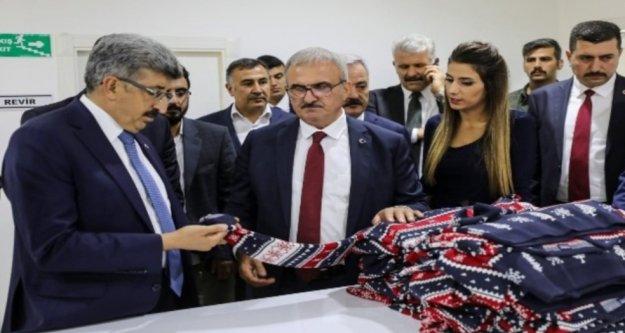 Vali Karaloğlu: İran pazarından daha çok pay almak istiyoruz