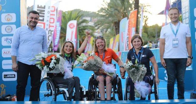 29. Alanya Trıathlonu sona erdi