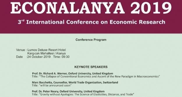 Alanya'da ALKÜ öncülüğünde uluslararası konferans