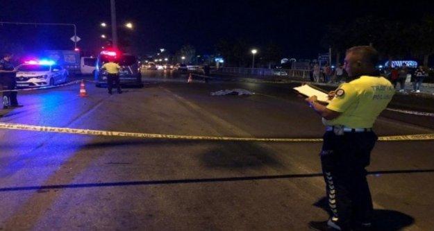 Alanya'da vicdansız sürücü dehşet saçtı