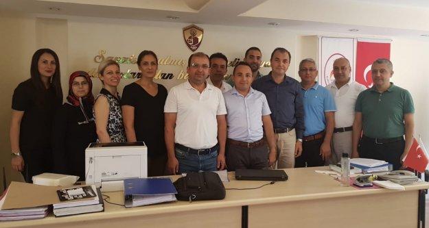 Alanya'daki oda genel sekreterlerine başmüfettiş eğitimi