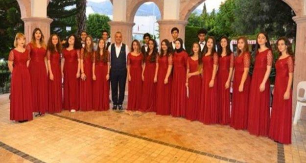 Alanya korosu Türkiye'nin gururu oldu