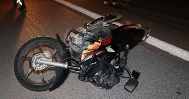Alanya'da motosikletler kafa kafaya çarpıştı: 2 yaralı