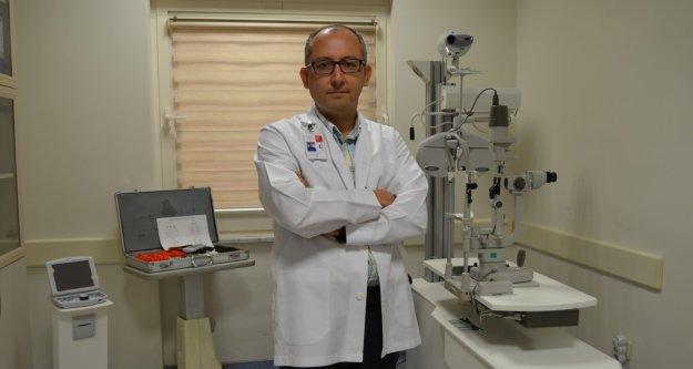 ALKÜ EAH'nın Retina Polikliniği hizmete girdi