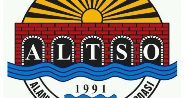 ALTSO'dan üyelere önemli uyarı
