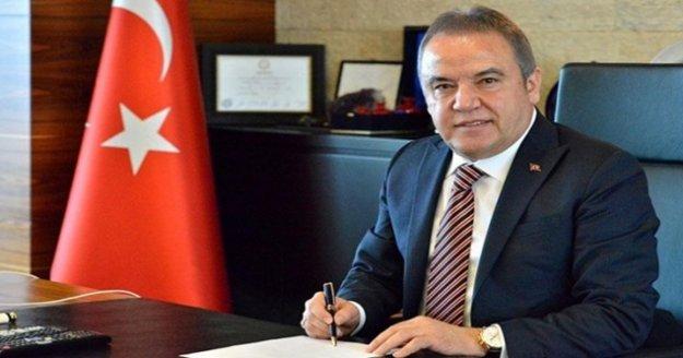 Antalya Büyükşehir Belediyesi'nde görev değişikliği
