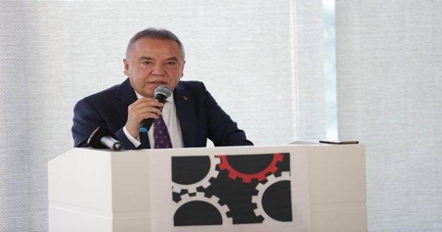 Antalya otogarı hakkında nihai karar haftaya