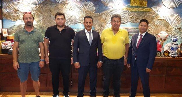 Aydoğan EMŞAV'a başkan olarak atandı