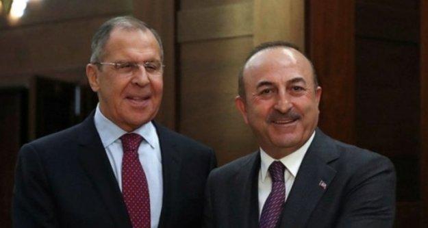 Bakan Çavuşoğlu imzalanan Suriye mutabakatını açıkladı