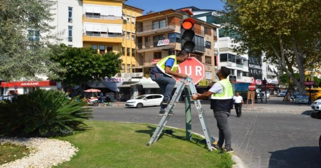 Büyükşehirden sinyalizasyon düzenlemesi
