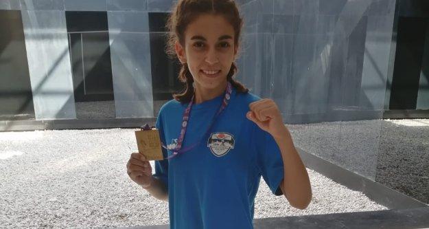 Dünya Şampiyonu Alanya Mevlüt Çavuşoğlu Spor Lisesi'nden
