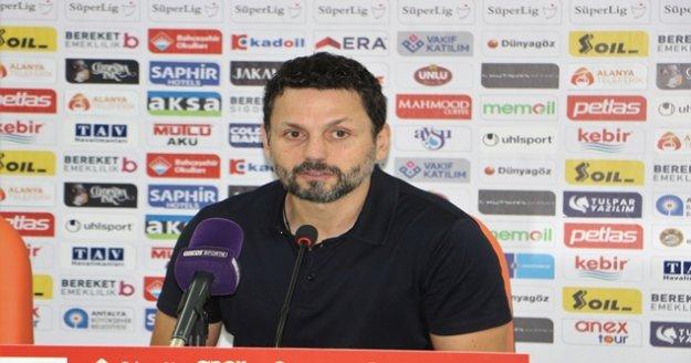 """Erol Bulut: 'Süper Lig'in lideri olarak devam ediyoruz"""""""