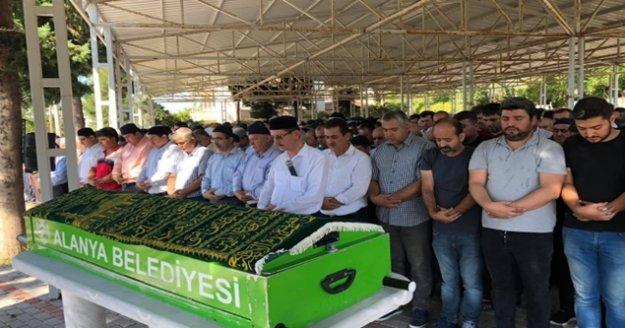 Fahri Baysal'ın acı günü
