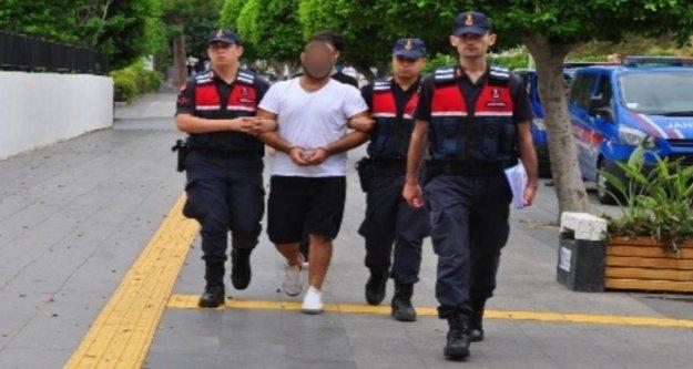 Manavgat'ta dolandırdı Alanya'da yakalandı
