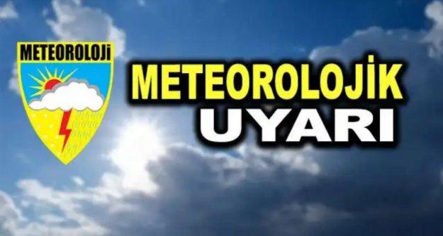 Meteoroloji#039;den Alanya ve çevresi için önemli uyarı