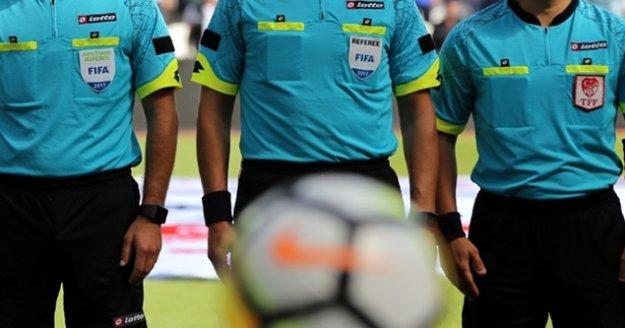 Süper Lig 8.hafta hakemleri açıklandı