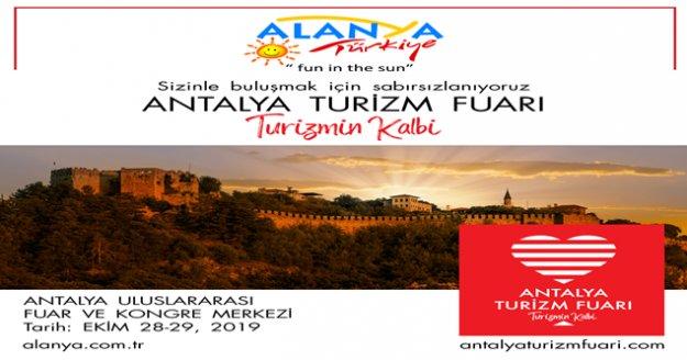Turizmin nabzı Antalya'da atıyor