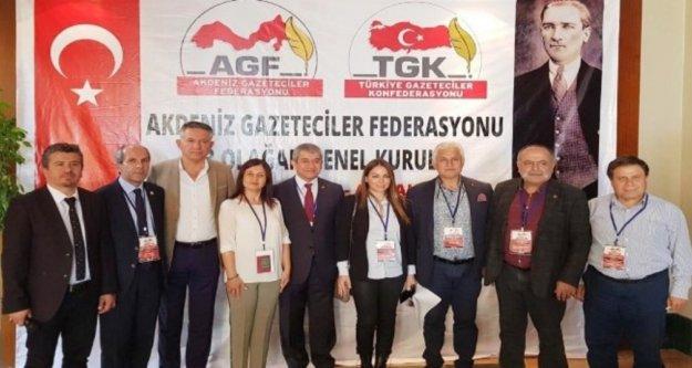 AGF'de yeni yönetim görev dağılımı yaptı