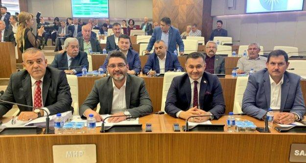 Alanya Belediyesi bütçede Antalya bölgesinde birinci oldu