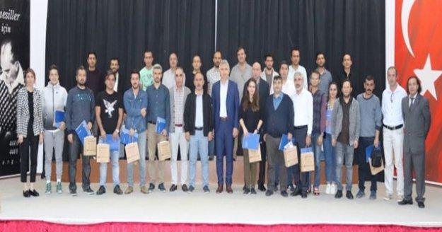 Alanya'da bu kez satranç turnuvasında öğretmenler yarıştı