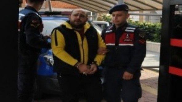 Alanya'da cezaevi firarisi saklandığı dairede yakalandı