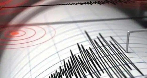 Alanya depremle sarsıldı