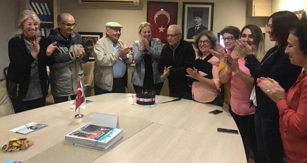 Alanya Kent Konseyi'nde öğretmenler günü kutlandı