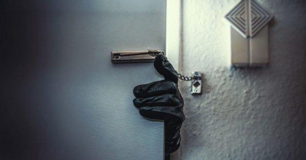 Alanya'da zincir market hırsızı yakalandı