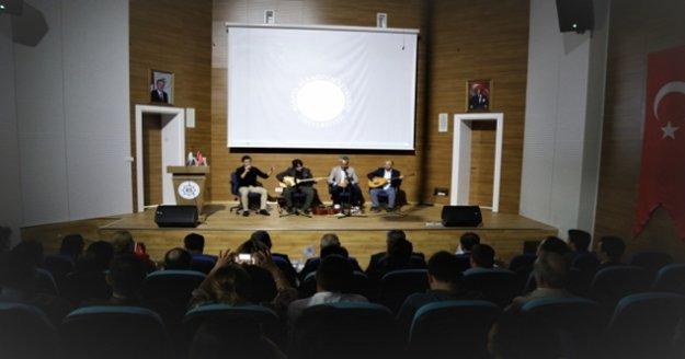 """ALKÜ'de """"Nesiller Mimarı Olarak Öğretmenler"""" konferansı"""