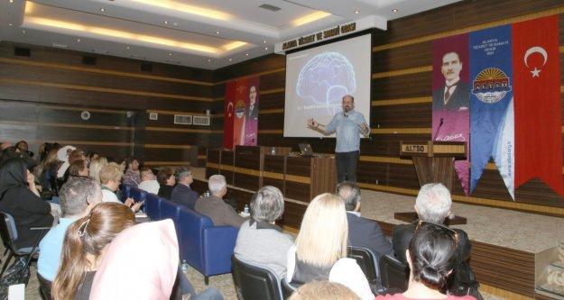 ALTSO Akademi'den muhteşem seminer