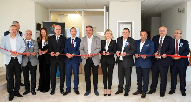 Antalya OSB'den sanayicilere yeni nesil ihracaat hizmeti