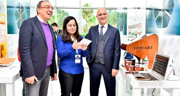 Antalya OSB inovatif fikirlere ev sahipliği yapacak