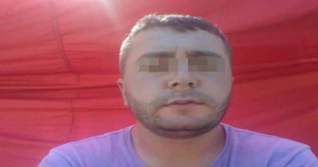 Burdur'da öldürdü, Alanya'da teslim oldu