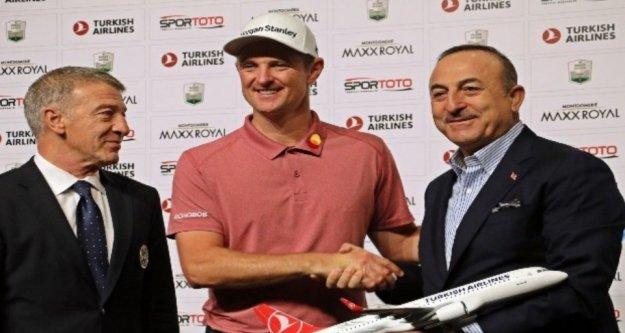 Çavuşoğlu: Antalya dünyanın en iyi golf merkezi haline geldi