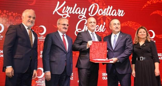 Çavuşoğlu: 'Terör devleti kurmak isteyenlerin oyununu başlarına devirdik'